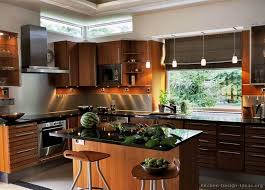 Small Picture Modern Medium Wood Kitchen Cabinets kitchen design ideasstfire