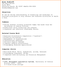 How To Write a Resume (When You Have No Job Experience) | Multimedia .