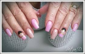 Gelové Nehty Inspirace č76 Magic Nails Gelové Nehty