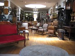 Inside Furniture Store Thinking Of The Fact That You Might Be