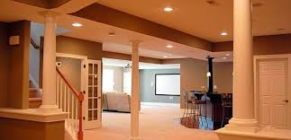 How To Design A Basement Best Finishing A Basement Essential Remodel Prep Steps
