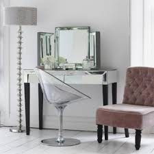 charming bedroom dressing table chair of chromcraft acrylic chairs acrylic vanity table