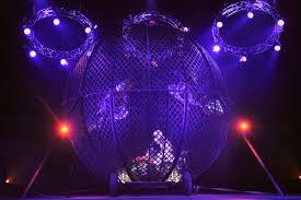 Infernal Electric Light Cirque Infernal Johannesburg