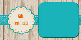 card gift card template printable gift card template printable medium size