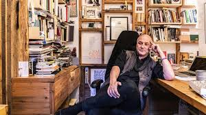 Apeirogon, a Novel by Colum McCann review — on fiction's front ...