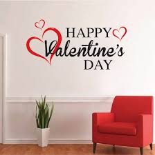 Small Picture Happy Valentines Wall Decal Trendy Wall Designs