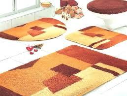 3 piece bathroom mat sets 4 rug set coffee tables mats pc with carpet bat bathroom smart 4 piece rug set