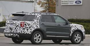 2018 ford 650. exellent ford 2018 ford explorer resdisg spy shots throughout ford 650