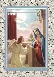 Resultado de imagen para Al sexto mes envió Dios el ángel Gabriel a una ciudad de Galilea, llamada Nazaret,