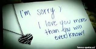 Im Sorry Quotes For Her Mesmerizing I M Sorry Love Quotes Magnificent Im Sorry Quotes For Her I M Sorry