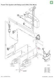 Fein mercruiser trim schaltplan galerie der schaltplan