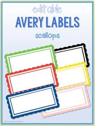 Avery Template 5163 Labels Editable Avery Worksheets Teaching Resources Tpt