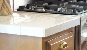 white tile countertops. Exellent White Tile Countertops White Inside T