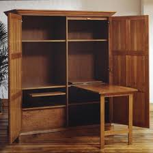 home office armoire. hand made cherry home office armoire in scarsdale ny frederick t