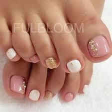 Ama Tm Transfer Decorations Multicolor Cute Toe Nails