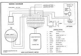 campervan wiring diagram linkinx com campervan wiring diagram simple pics