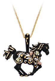 black hills gold antique jewelry
