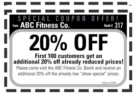 Sample Special Offer Coupon Template Free Download