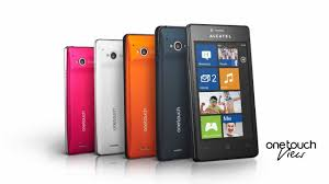 ALCATEL ONE TOUCH VIEW - YouTube