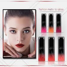 makeup you need fresh hot new matte lip gloss lipstick makeup waterproof beautiful