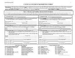 Complaint Incident Report Form Civil Rights Trinidad State Junior