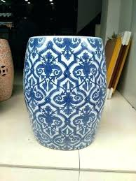 blue garden stool blue ceramic garden stool blue porcelain stool bathroom dressing ceramic garden stool ceramic