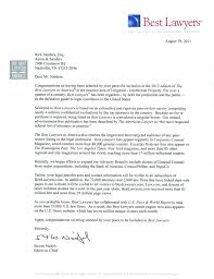 Gallery Letter Attorney Cover Legal Job Lawyer Termination