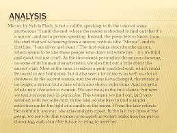 mirror sylvia plath theme fresh essays mirror sylvia plath essay phd thesis on sylvia plath essays about