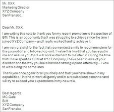 Best Ideas Of Sample Thank You Letter Templates To Boss Doc With
