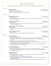 Resume Principles  Fonts  Margin  And Paper Selection   Expert Tips Resume Template