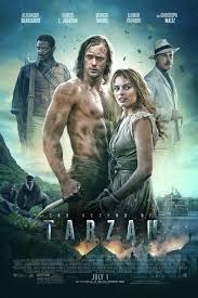 The Legend of Tarzan | Tarzan movie, Adventure movies ...