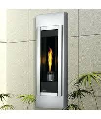 gas wall mounted fireplace