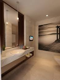 Bathrooms Without Tiles Bathrooms Without Tubs Home Design