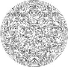 Small Picture Coloring Page Printable Mandala Coloring Pages For Adults
