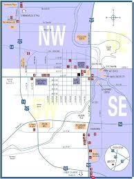 rochester, minnesota map showing hotel & motel locations Downtown Rochester Mn Map Downtown Rochester Mn Map #20 downtown rochester mn apartments