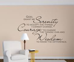 christian vinyl wall art decals on christian wall art decals with serenity prayer christian wall decals amandas designer decals