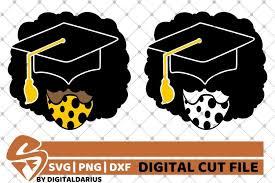 ✓ free for commercial use ✓ high quality images. 2x Afro Woman Bundle Svg Mask Svg Graduate Svg School Svg 551540 Cut Files Design Bundles