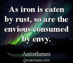 I Were Better To Be Eaten To Death With A Rust Than To Be