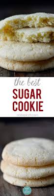 soft and chewy sugar cookie recipe. Wonderful Sugar The BEST Chewy Sugar Cookies Recipe  Absolutely The Sugar Cookie  Recipe Iu0027ve Inside Soft And Cookie