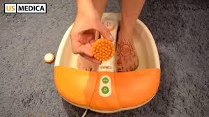 Отзыв покупателя гидромассажная <b>ванна для ног</b> US Medica ...