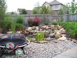 Small Backyard Ponds And Waterfalls  Call For Free Estimate Of Small Ponds In Backyard