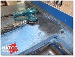 how do you seal concrete countertops sanding down concrete cement concrete countertop sealer home depot canada