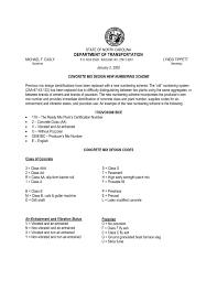 Concrete Field Tech Study Guide All Items