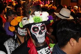 photo essay the day of the dead in oaxaca road affair day of the dead parade in oaxaca