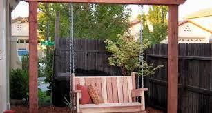 image 2 of 40 image to enlarge diy outdoor swings