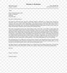 cover letter résumé application for