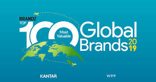 BrandZ <b>Top</b> 100 Most Valuable Global <b>Brands</b> of <b>2019</b>