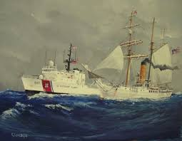 The Long Blue Line: Coast Guard Cutter <b>Bear</b> and NOAA hunt for ...