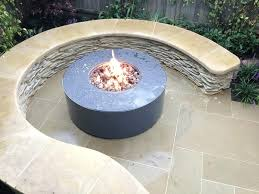 natural gas patio fire pit mains natural gas fire pit burner only round patio heater natural
