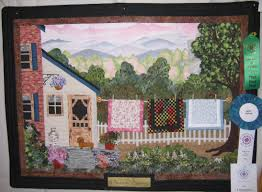 Western NC Quilters Guild 2010 Harvest of Quilts Show Special Awards & Best Pictorial Quilt Adamdwight.com